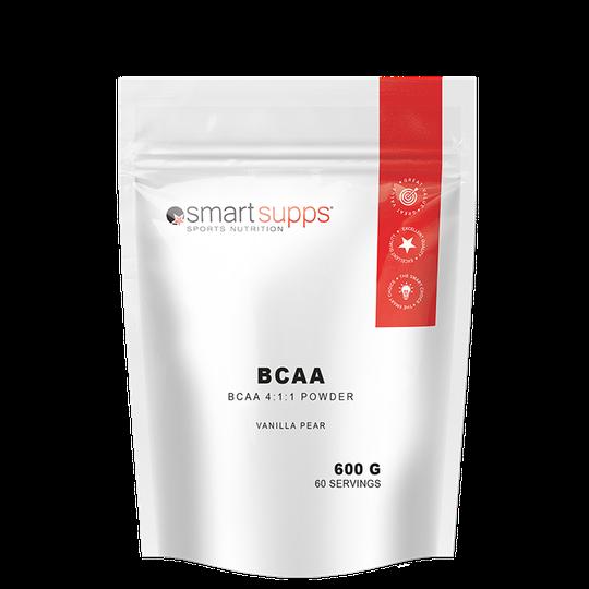 SmartSupps BCAA, Vanilla Pear, 600 g