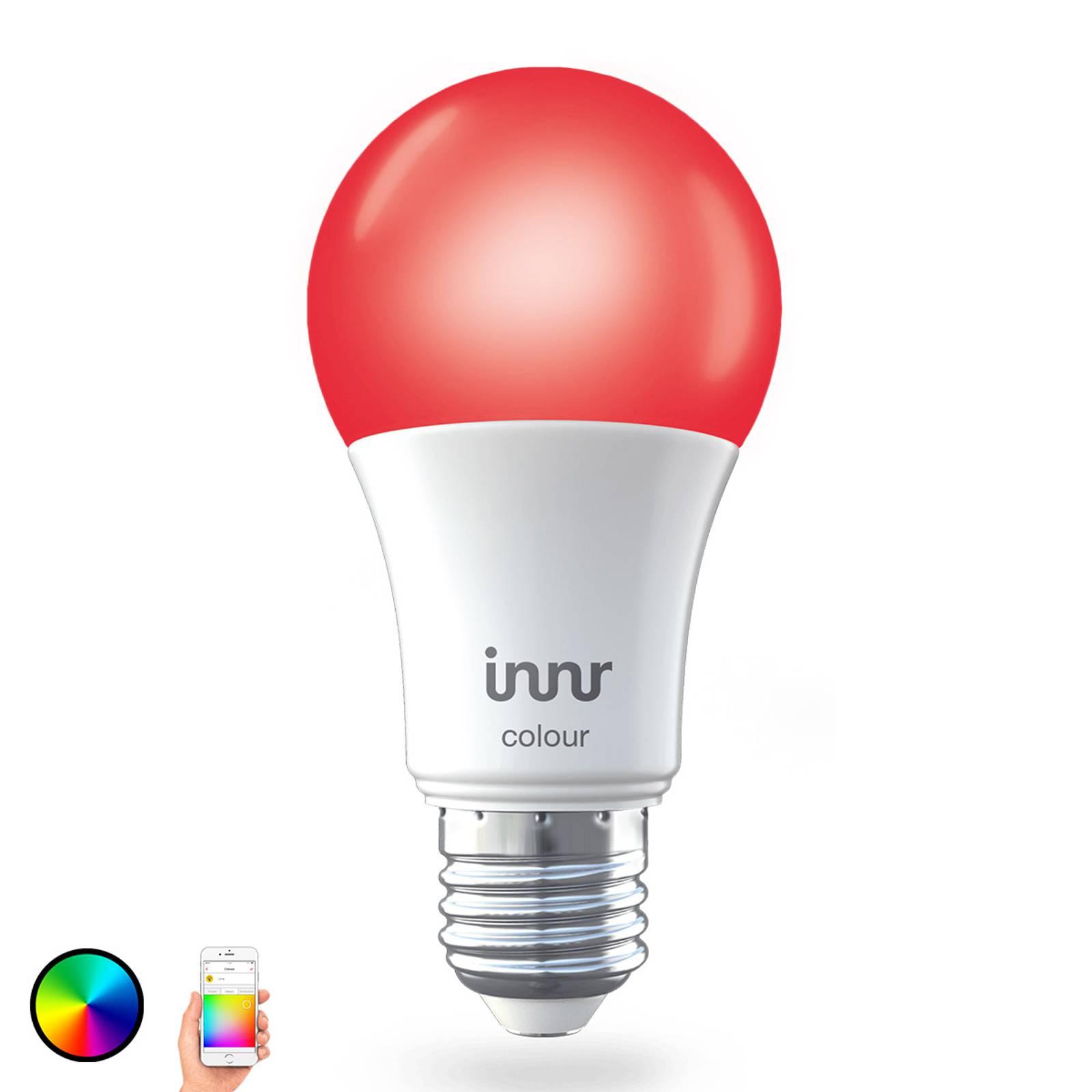 E27 9,5 W LED-lamppu Innr Smart Bulb Colour