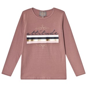 Creamie Attitude T-shirt Twillight Mauve 116 cm (5-6 år)