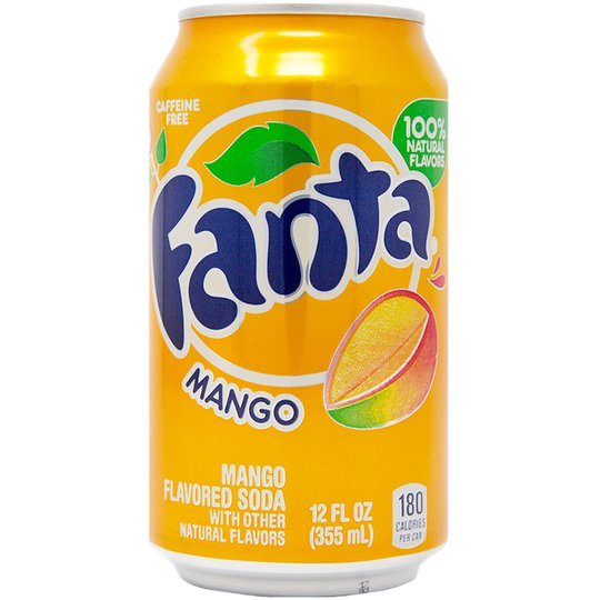 Fanta Mango - 30% rabatt