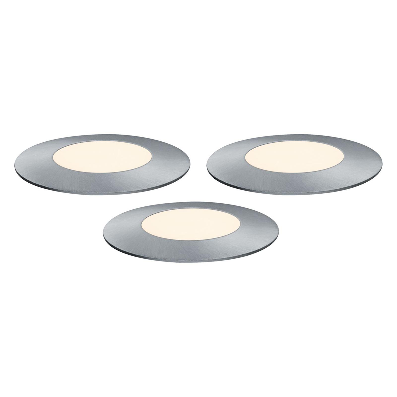 Paulmann Plug & Shine Floor Mini 3 kpl lisäosa 830