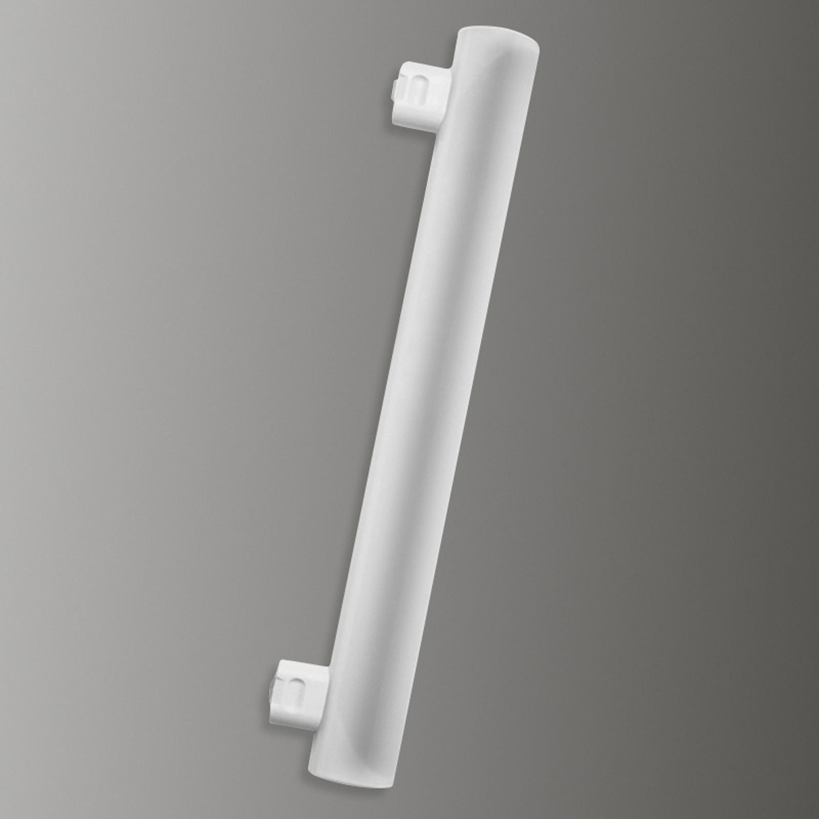 S14s 4W 827 LED-putkilamppu, 2-kantainen, 300 mm