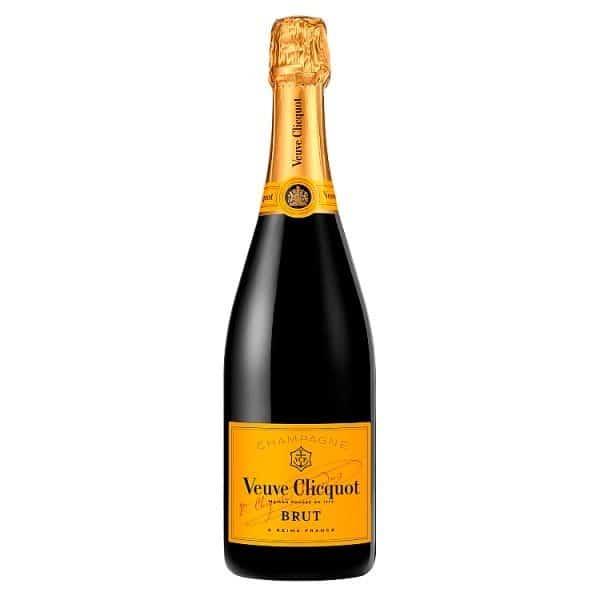Veuve Clicquot Yellow Label Brut Champagne 75cl