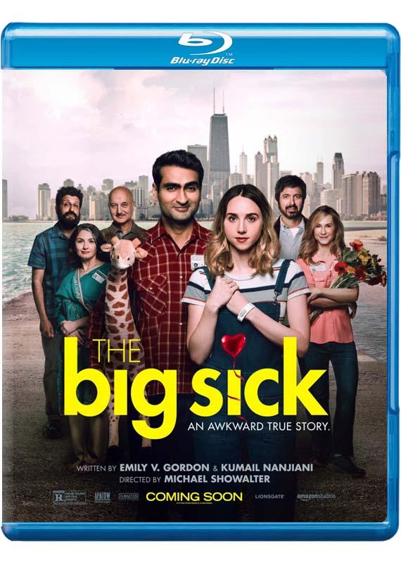 Big Sick, The (Blu-Ray)