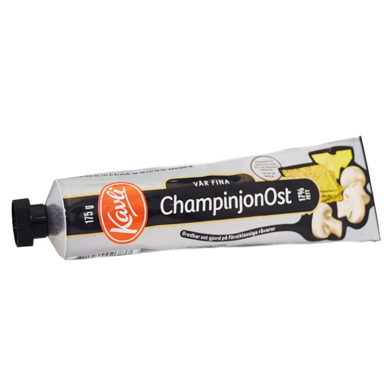 Champinjonost Tub - 36% rabatt