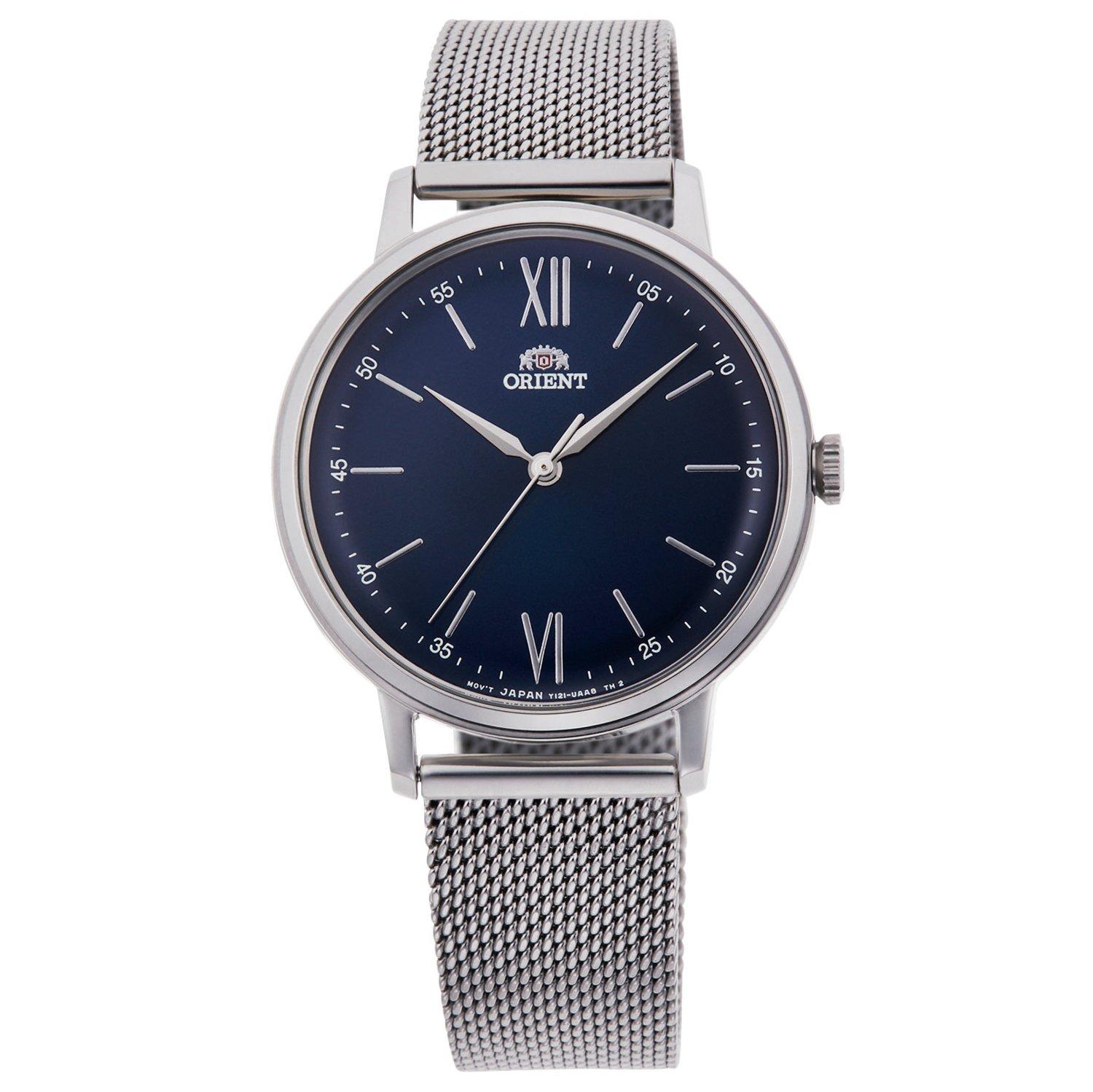 Orient Men's Watch Silver RA-QC1701L10B