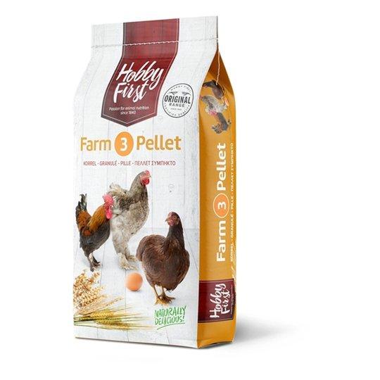 Hobby First Farm 3 Pellet (4 kg)