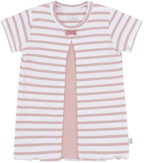 Hust & Claire Dahlia Dress, Blushy 3 måneder
