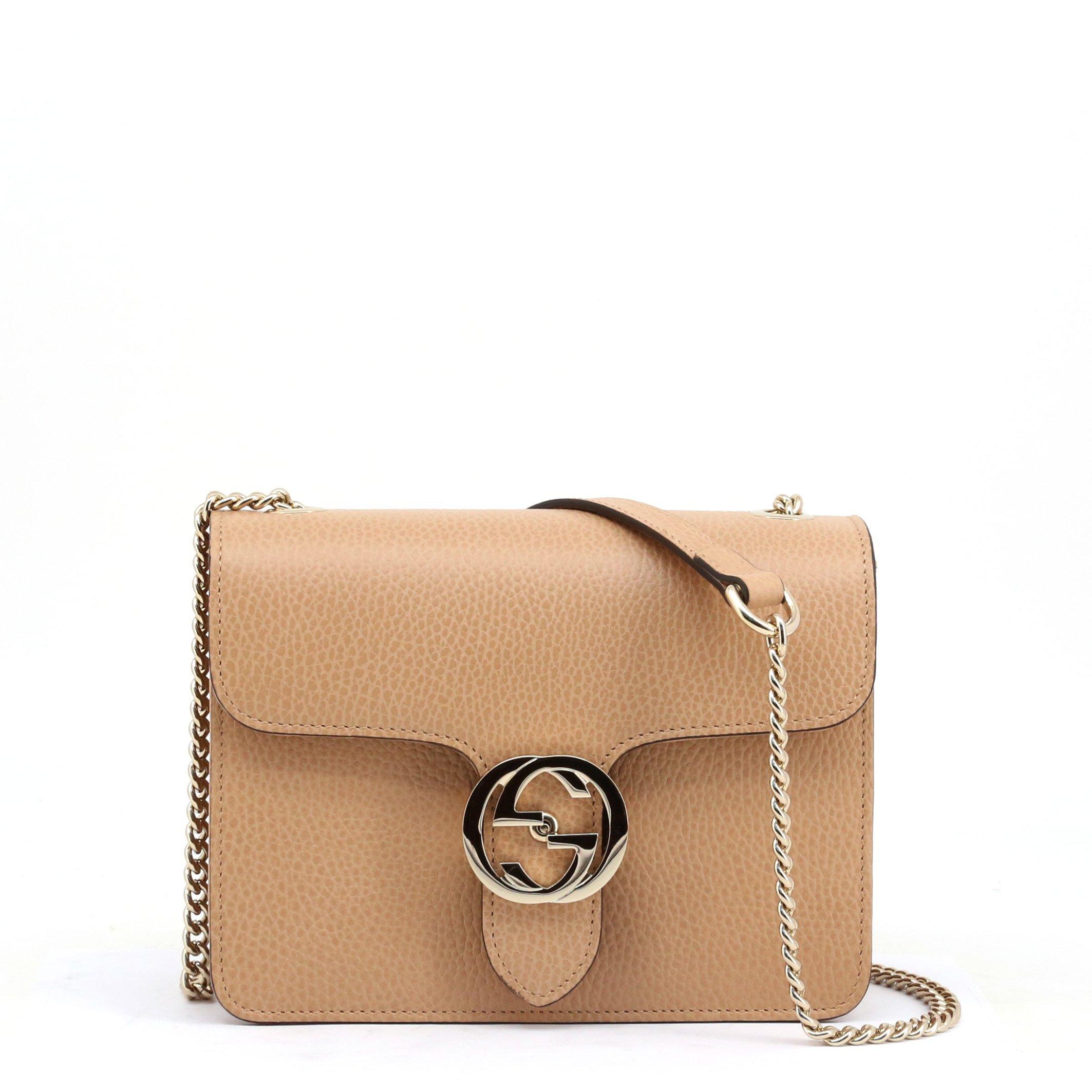 Gucci Women's Crossbody Bag Various Colours 510304_CA00G - brown NOSIZE