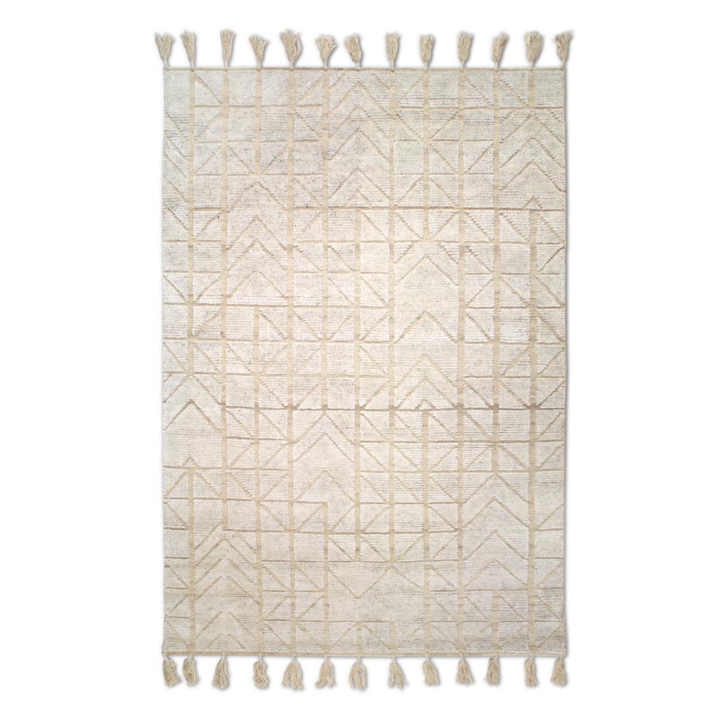 Matta Akita ull/viskos 200 x 300 cm, Classic Collection