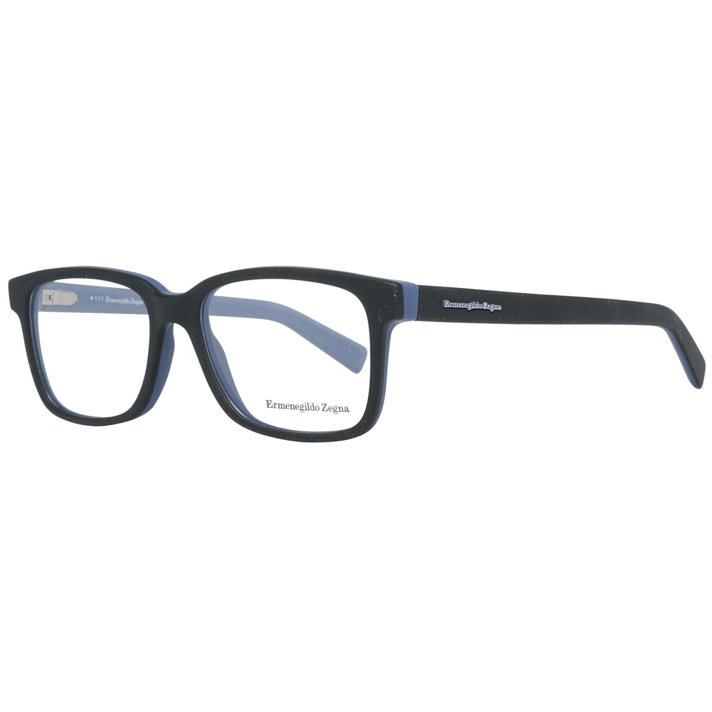Ermenegildo Zegna Men's Optical Frames Eyewear Black EZ5105 53005