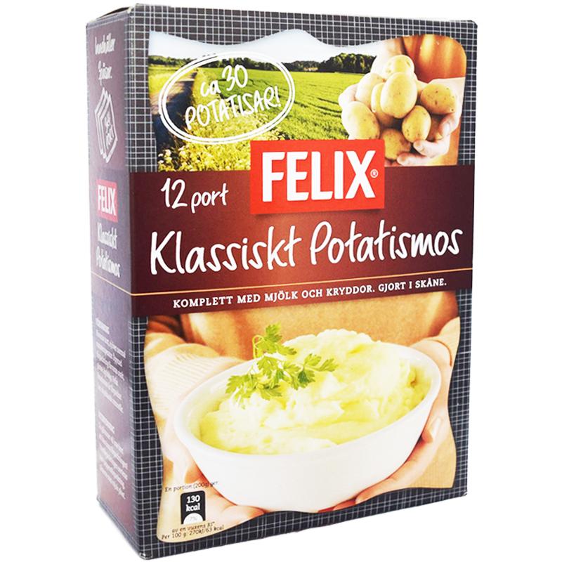 Potatismos 444g - 24% rabatt
