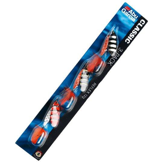 Abu Garcia Reflex 3-pack spinnarset