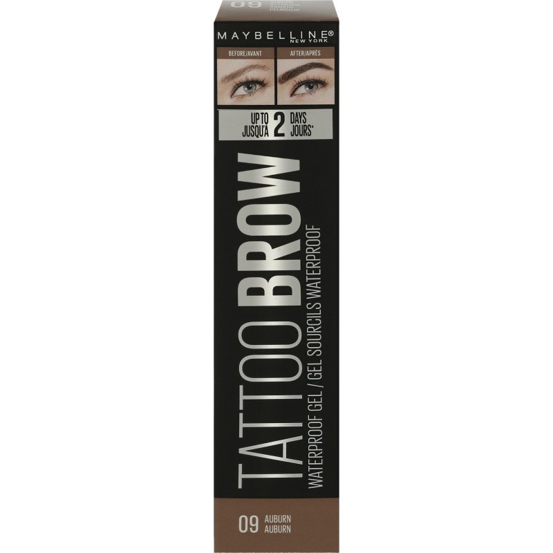 Kulmageeli 09 Auburn - 65% alennus