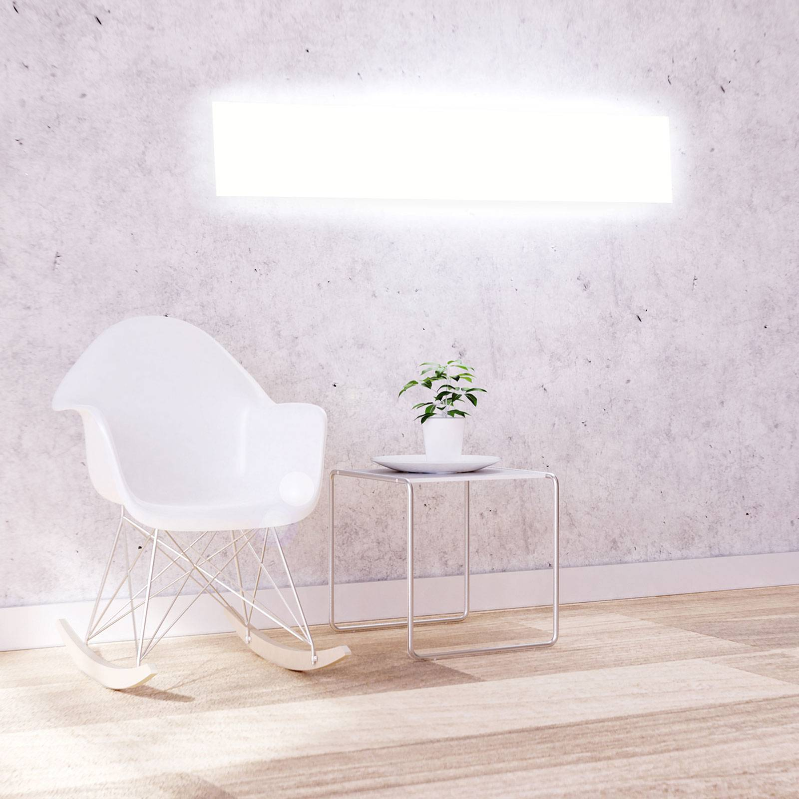 Müller Licht tint -LED-paneeli Aris 120x30 cm RGBW