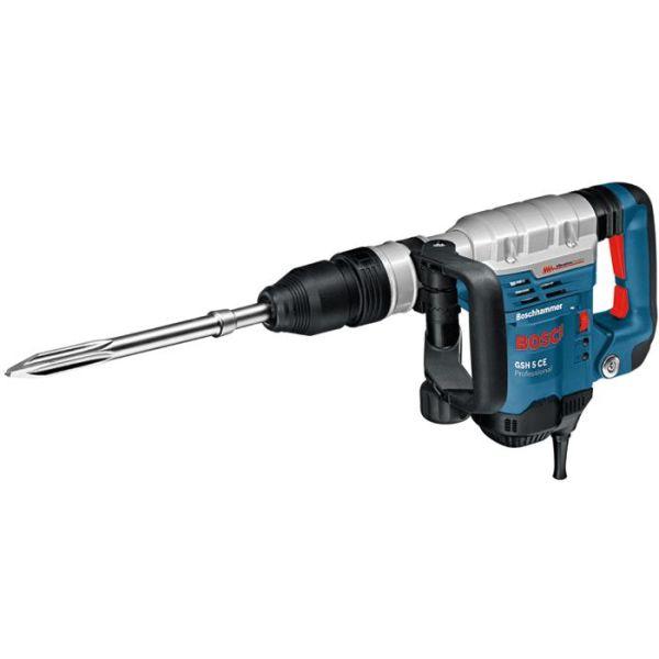 Bosch GSH 5 CE Slaghammer 1150 W