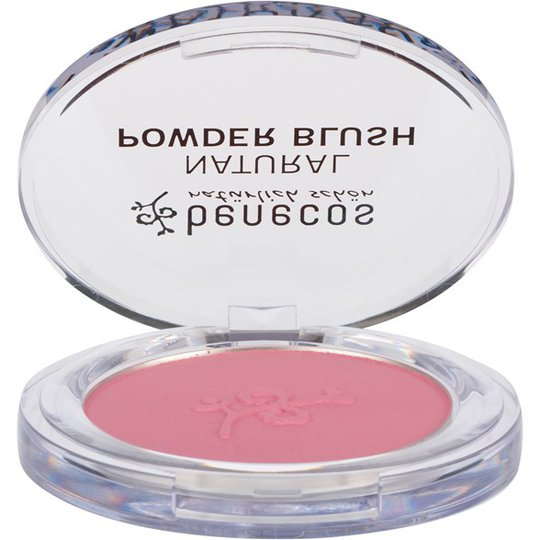 Benecos Natural Compact Powder Blush, 5,5 g