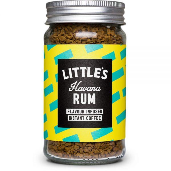 Littles Infused Havana Rum Instant Coffee 50G
