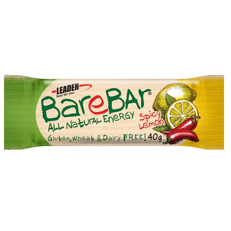 """Taatelipatukka """"Spicy Lemon"""" 40 g - 73% alennus"""