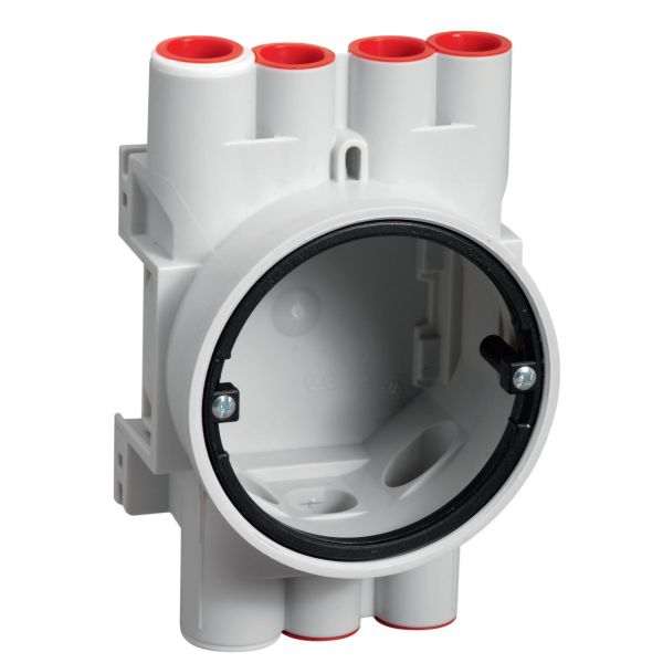 Schneider Electric IMT36217 Kytkentärasia Levyseinille Kaksinkertaiseen kipsilevyyn
