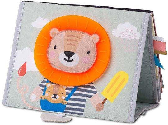 TAF Toys Tummy-Time Bok Løven Harry