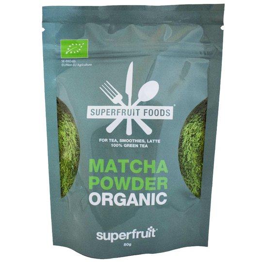 "Luomuteejauhe ""Matcha"" 50g - 67% alennus"
