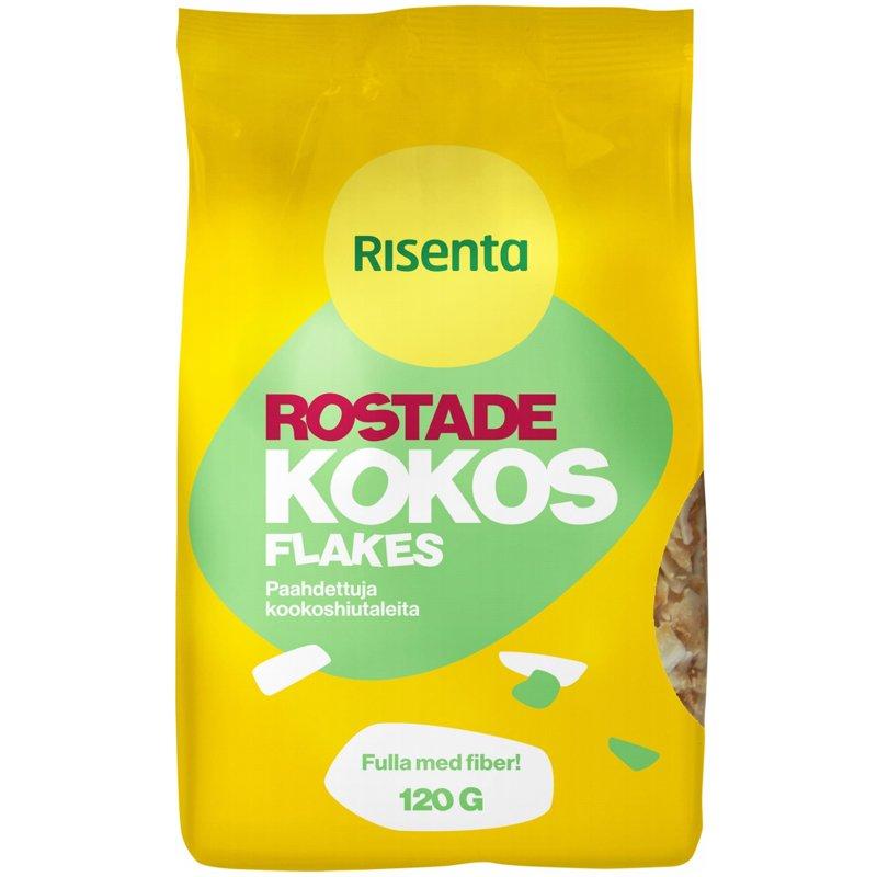 Kokosflakes Rostade 120g - 32% rabatt