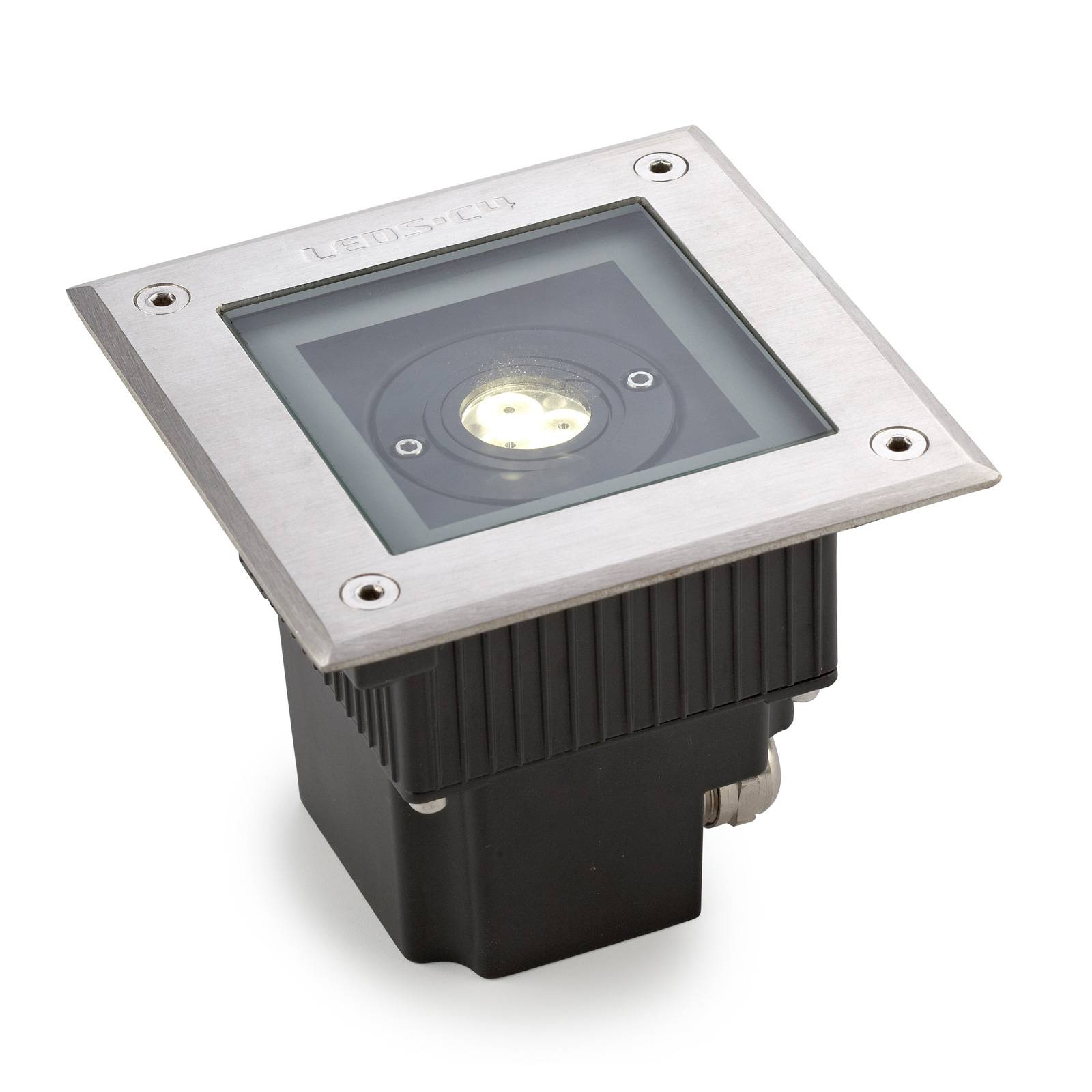 LEDS-C4 Gea Power - upotettava maavalo, LED