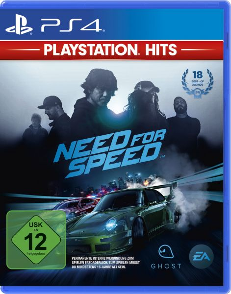 Need for Speed (Playstation Hits)