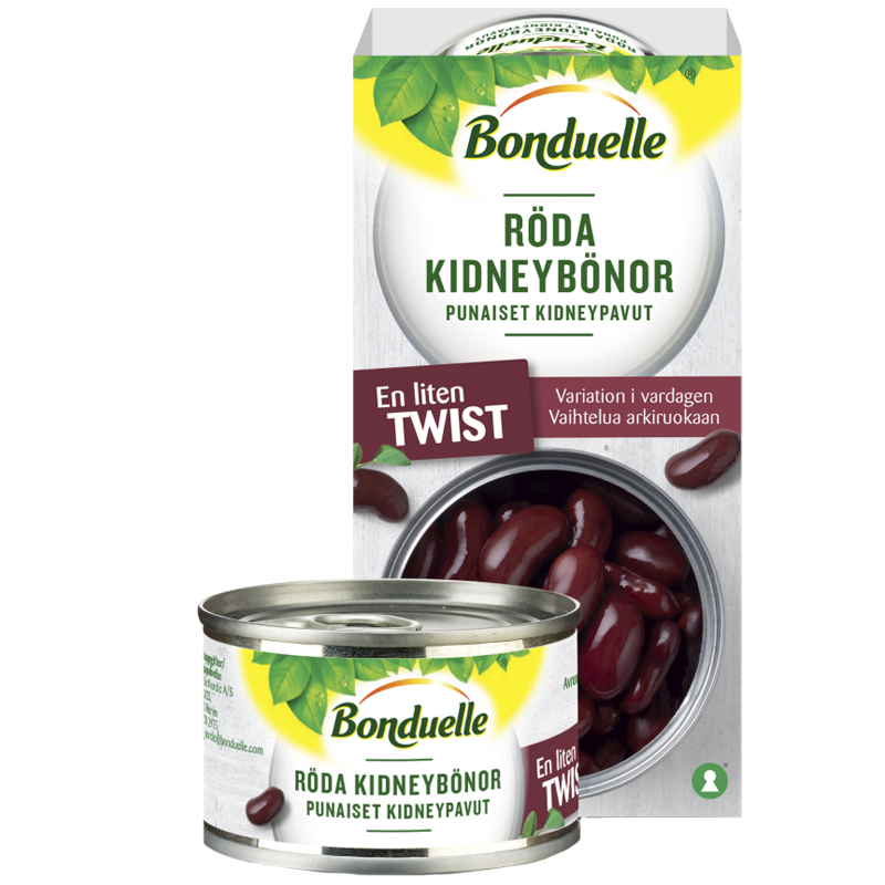 Röda Kidneybönor 2-pack - 33% rabatt