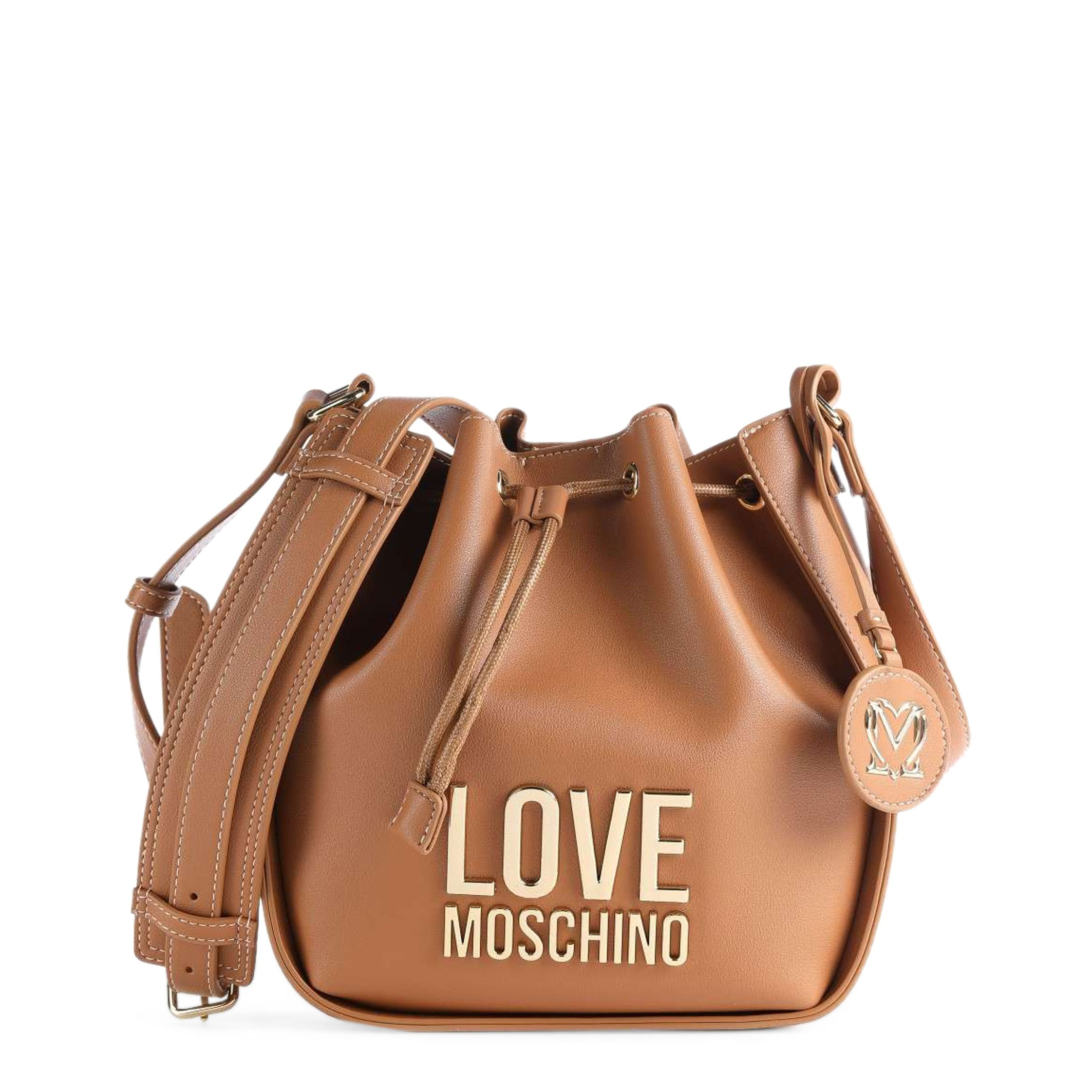 Love Moschino Women's Shoulder Bag Various Colours JC4103PP1DLJ0 - brown NOSIZE