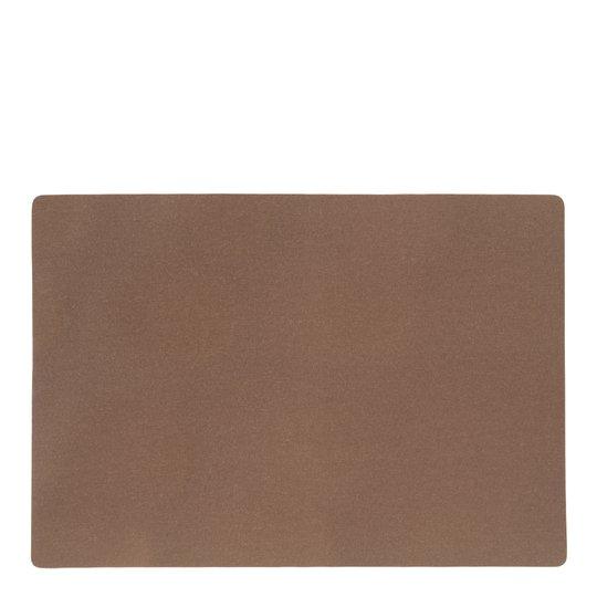 Juna - Basic Tablett 43 x 30 cm Dammig Röd