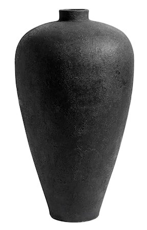 Luna Krukke Svart 100x52 cm