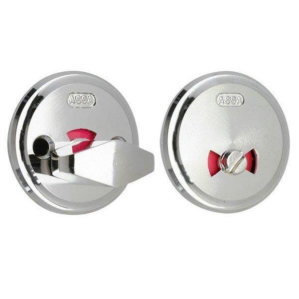 ASSA 265-45 Epok WC-tilbehør forniklet, 0–45 mm