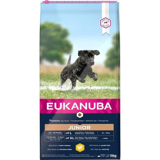 Eukanuba Dog Junior Large Breed (15 kg)