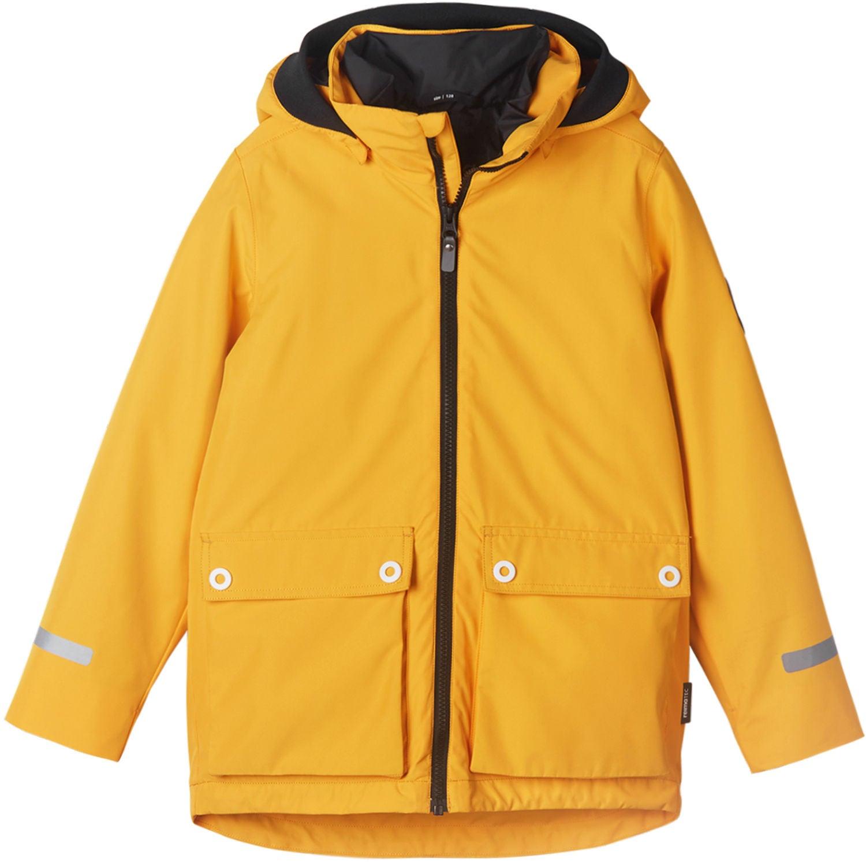 Reimatec Syddi 3-In-1 Vinterjacka, Orange Yellow, 104