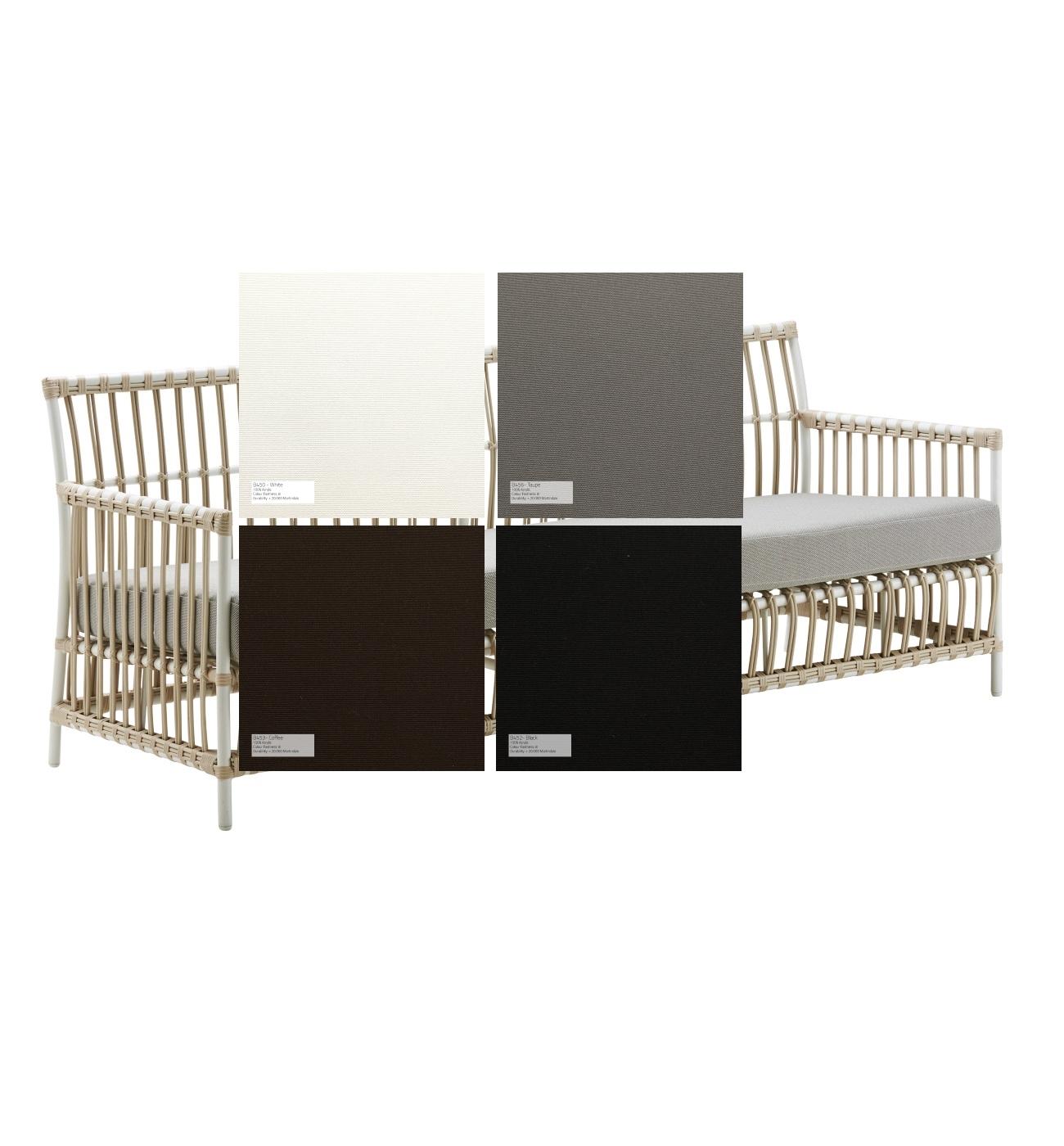 Dyna till Caroline 3-sits soffa, Sika-Design
