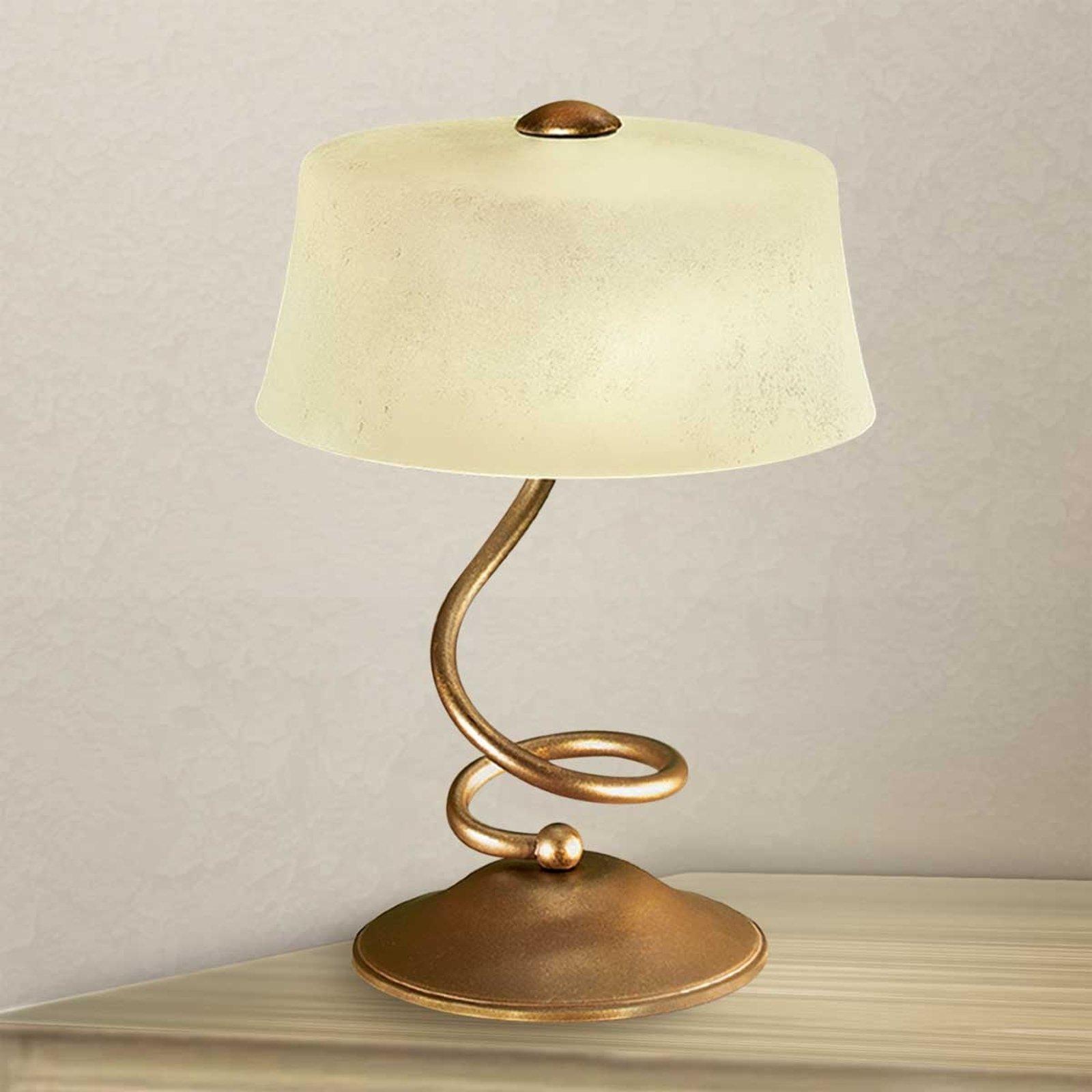 Bordlampe Alessio, stående
