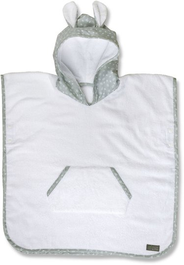 Vinter & Bloom Nordic Hettehåndkle, Mild Green