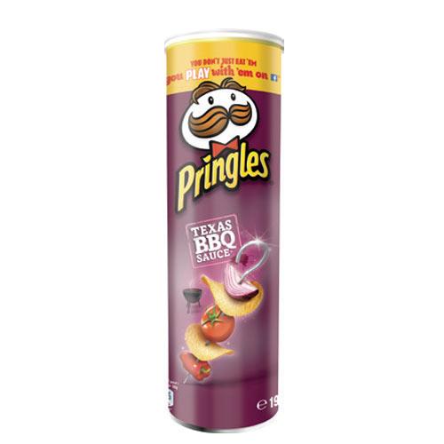 Pringles Texas BBQ Sau.200 G