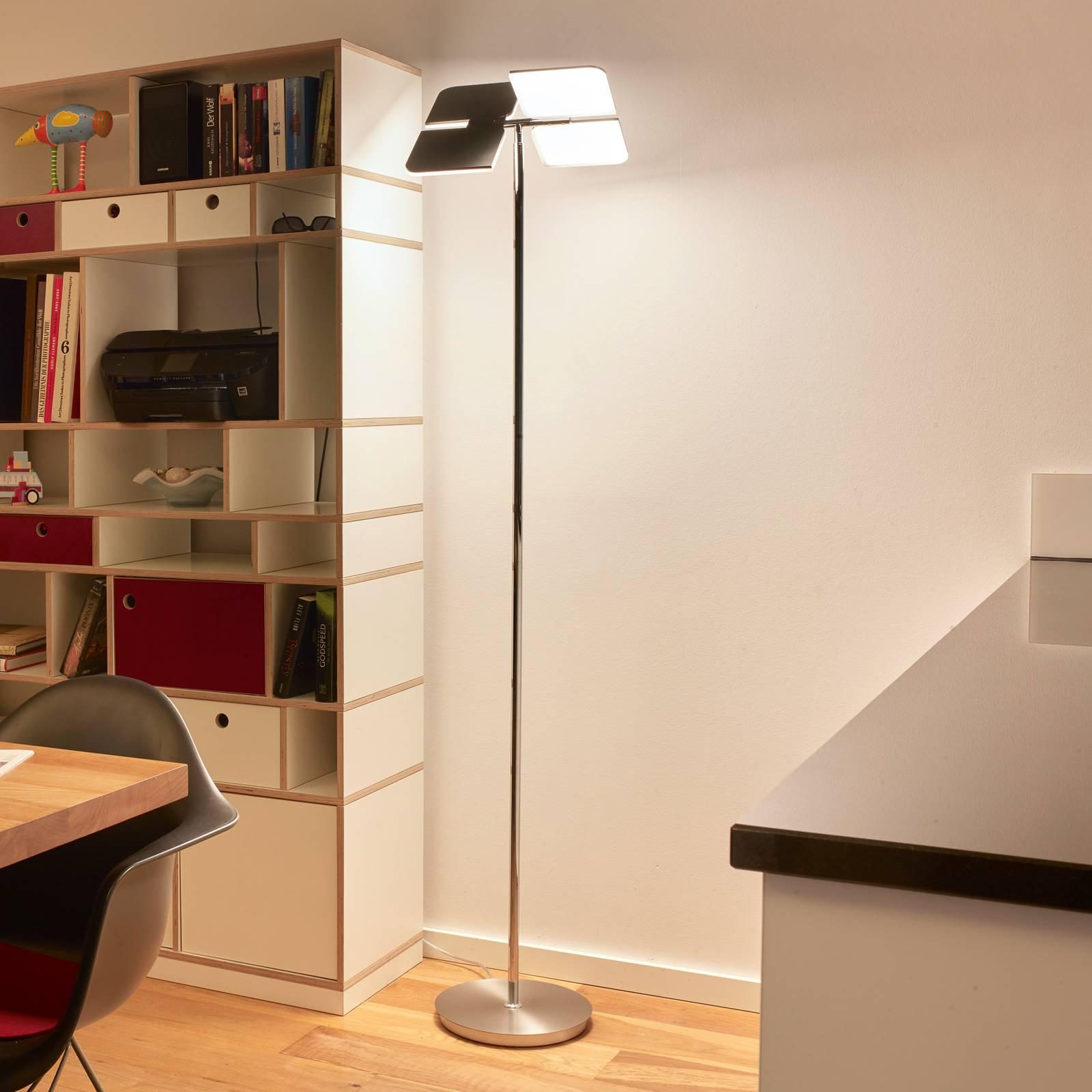 BANKAMP Quadrifoglio LED-lattiavalo, 2 700–6 500 K