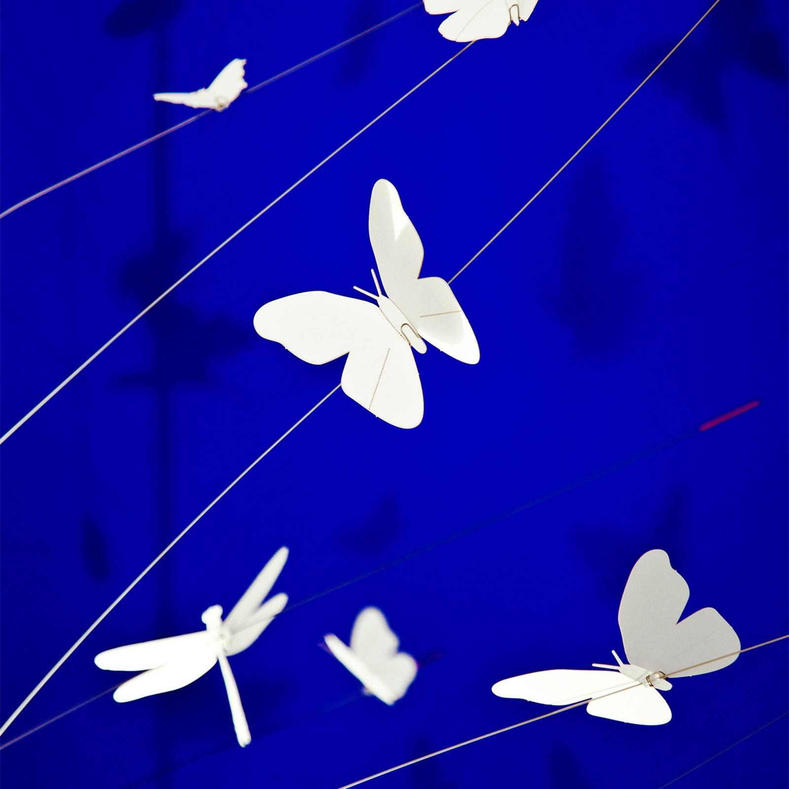 Ingo Maurer La Festa Delle Farfalle -valaisin 85cm