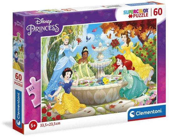 Disney Princess Puslespill, 60 Biter