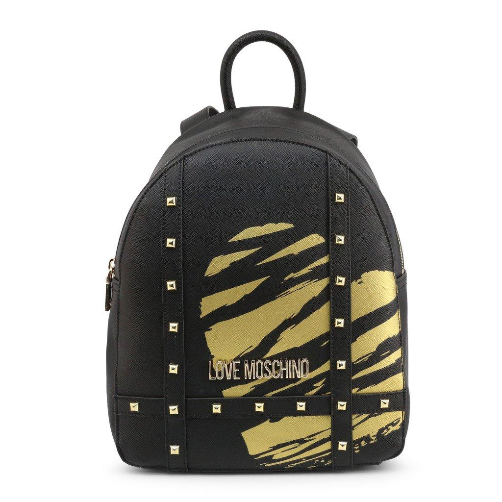 Love Moschino Women's Backpack Black JC4077PP1CLG1 - black NOSIZE
