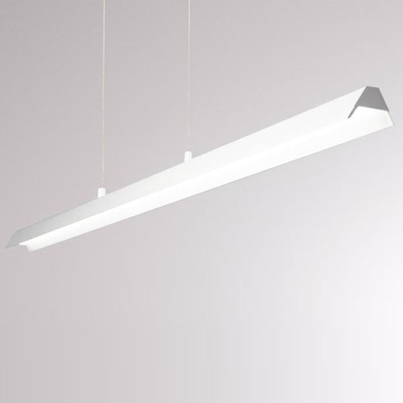 LOUM Uto -LED-riippuvalaisin valkoinen