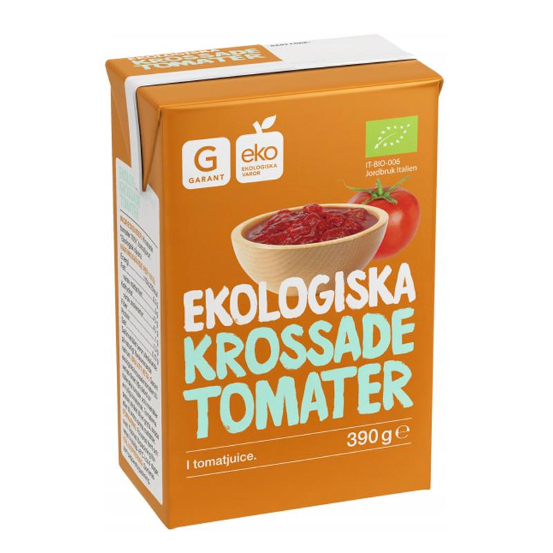 Krossade Tomater 390g - 37% rabatt