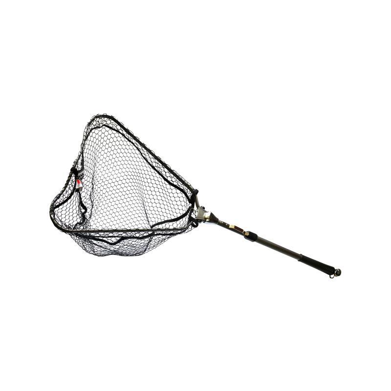 Abu Garcia Compact Folding Nets 50-130cm Teleskophåv med knuteløst nett