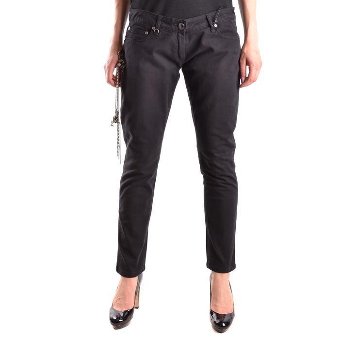 Elisabetta Franchi Women's Jeans Black 161231 - black 31