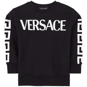 Versace Logo Tröja Svart 5 år
