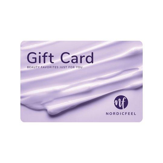 Gift Card, Nordicfeel Lahjakortti